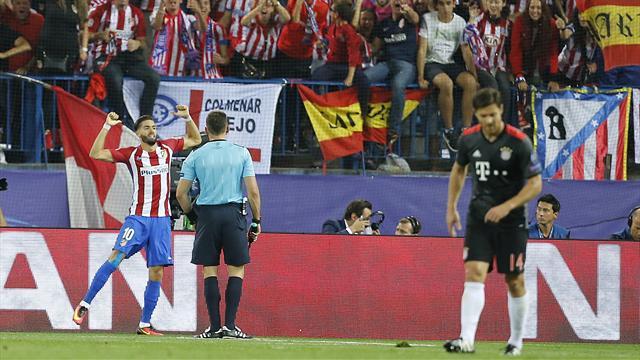 L'Atlético dompte (encore) le Bayern