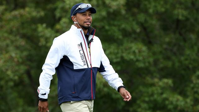 Tiger Woods: Vice-captaincy great, but I want to be a Ryder Cup player again