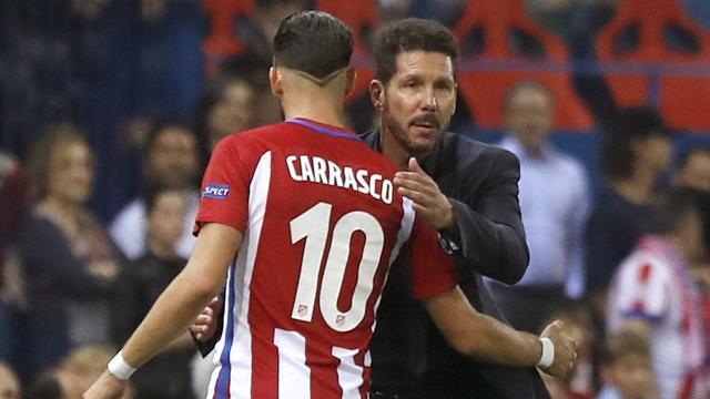 «Барселона» планирует предложить «Атлетико» заКарраско 40млневро