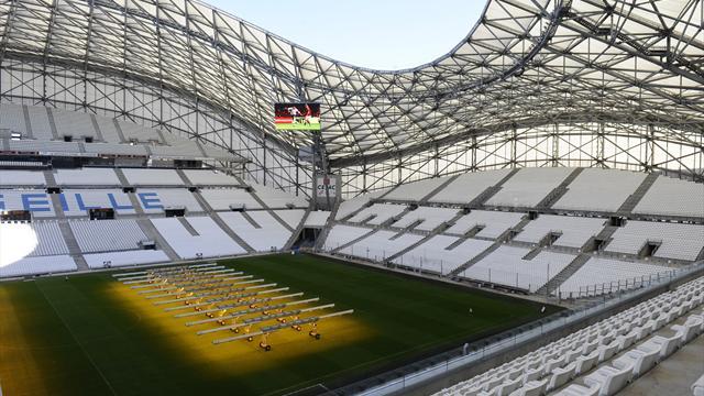 Accord OM-Mairie pour le Stade Orange Vélodrome