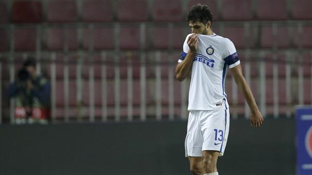 Europa League, Inter k.o. a Praga
