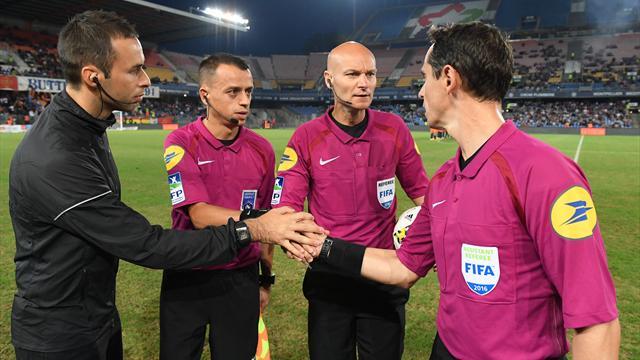 But, penalty, puis hors jeu sur une même action : Chapron a fait parler de lui à Bilbao