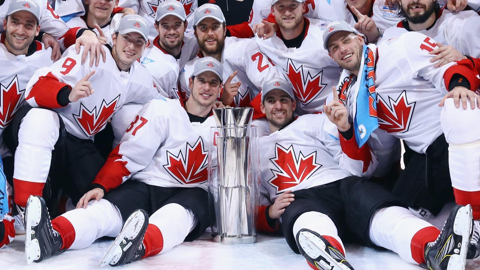 Кубок мира по хоккею 2016: составы