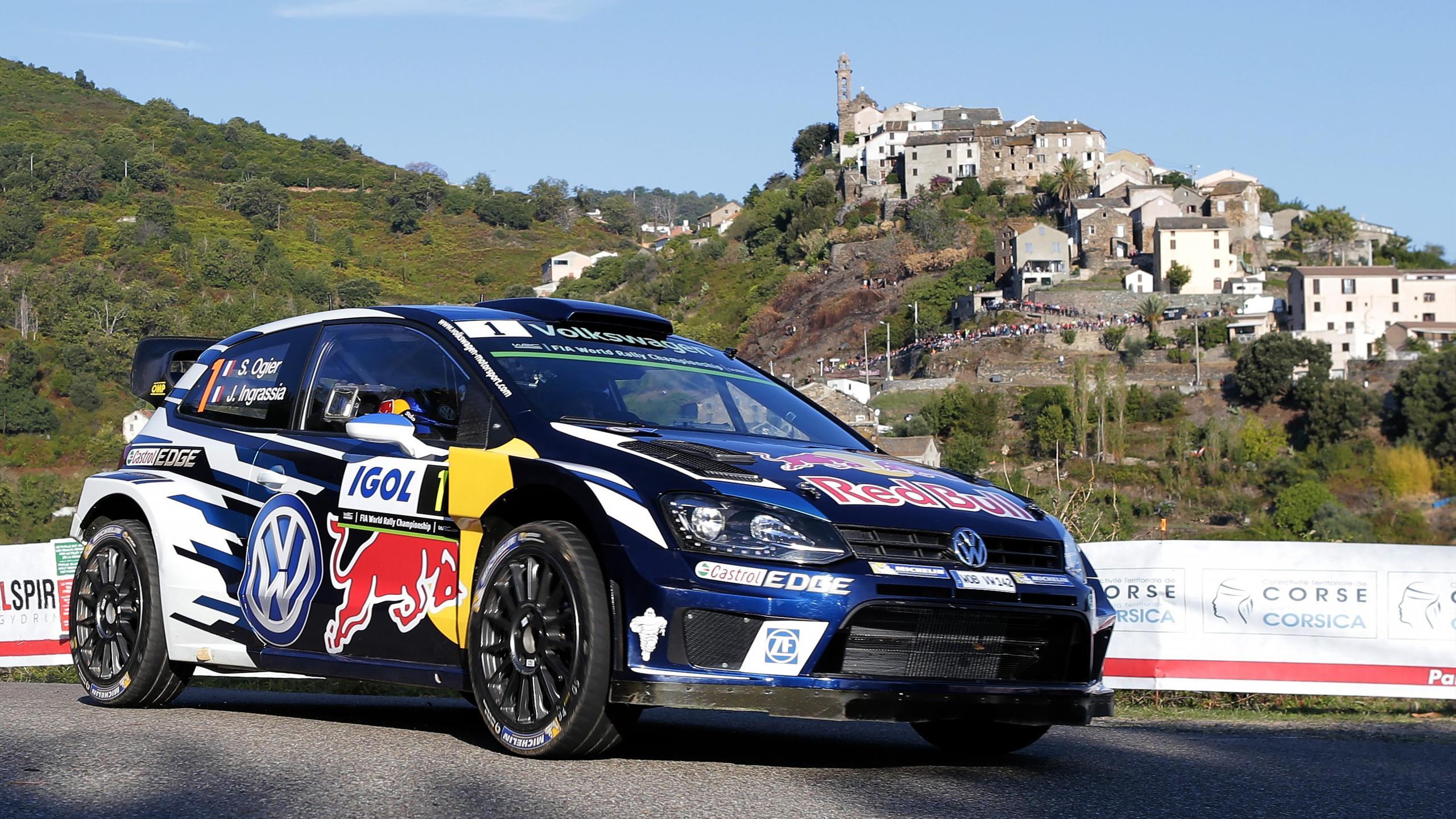 Sébastien Ogier (Volkswagen) - Rally of France 2016