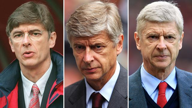 Wenger's 20 years at Arsenal: An imperfect love story