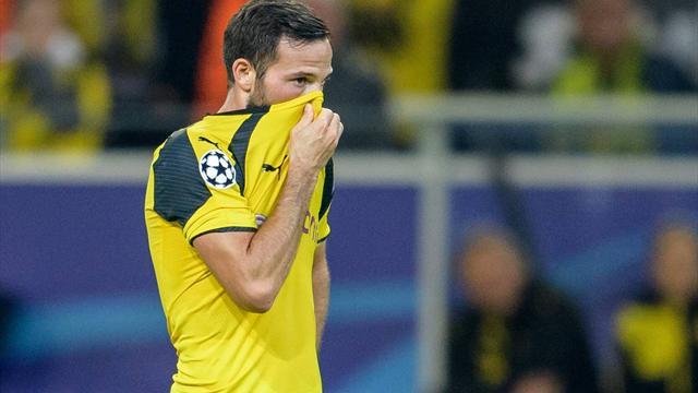 Castro prolonge l'aventure avec Dortmund jusqu'en 2020