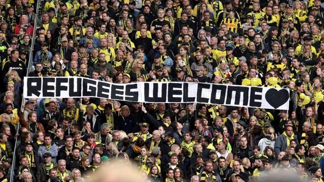 En manque de joueurs, une équipe d'amateurs se relance grâce… à des réfugiés