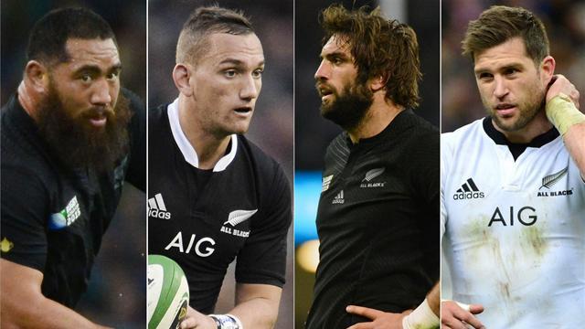 Une arrivée massive de All Blacks en Top 14 l'an prochain?