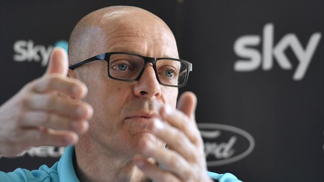Brailsford criticises Kenworthy intervention during 'ongoing investigation'
