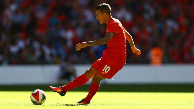 Brazilian Ronaldo wants to Coutinho at Real Madrid