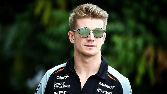 Force India confirm Hulkenberg will leave