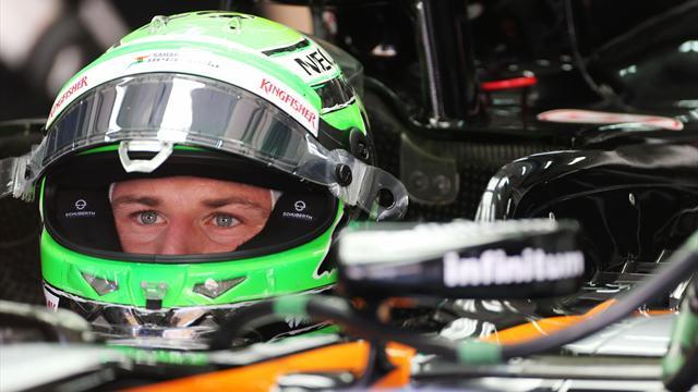 F1 - Nico Hülkenberg signe chez Renault