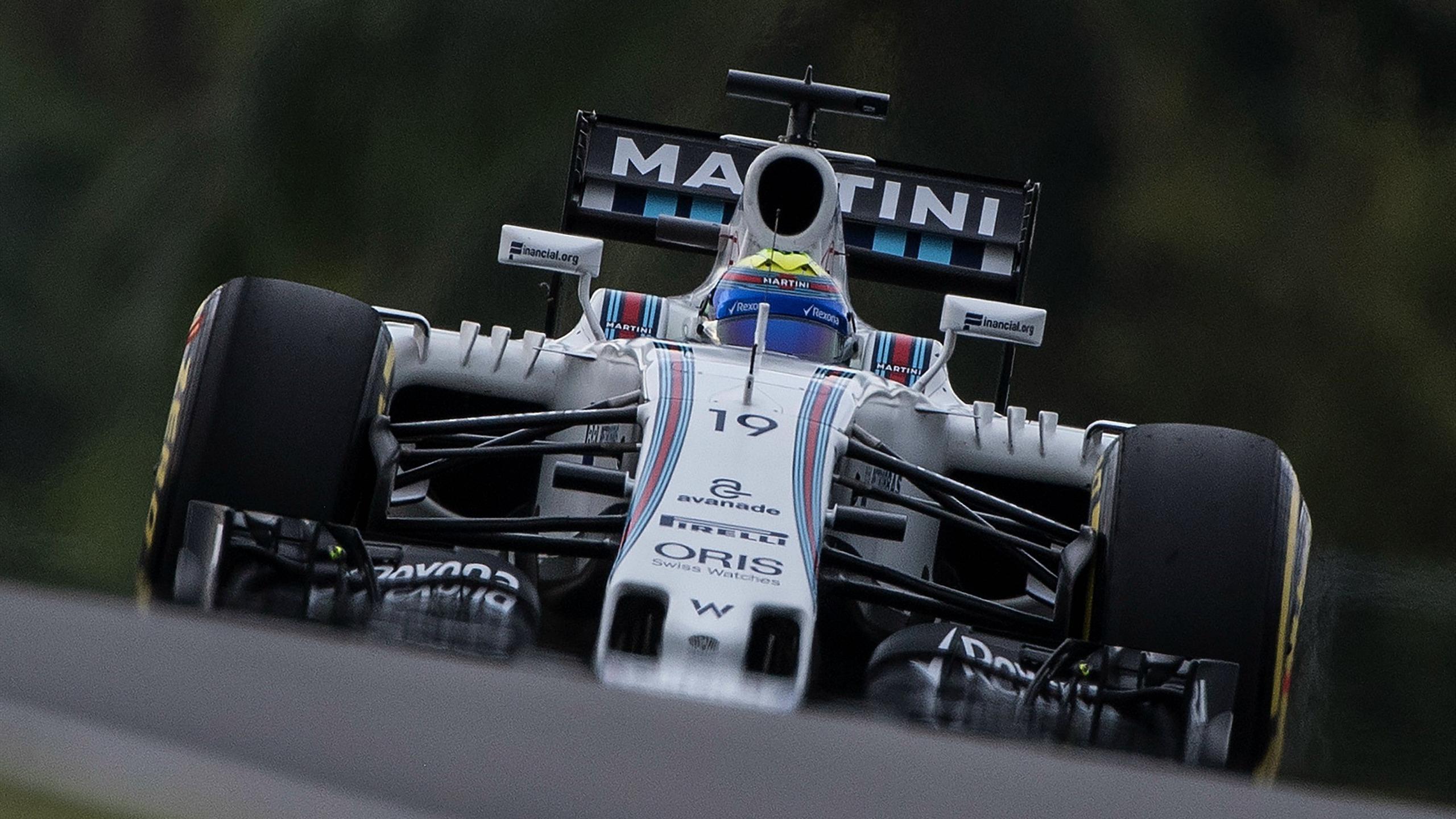 Felipe Massa (Williams) - GP of Malaysia 2016