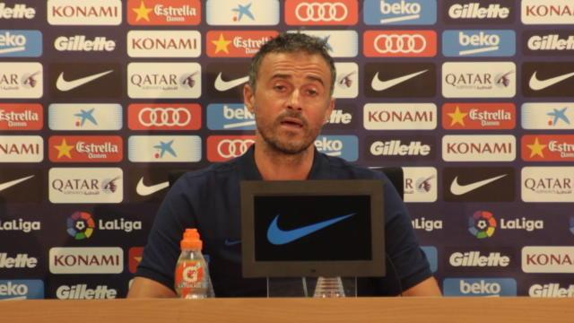 Enrique sur la 600e d'Iniesta :  «Il représente tout pour le football mondial»