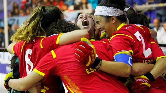 España conquistó Mundial de Iquique 2016 al vencer a Portugal con gol de oro