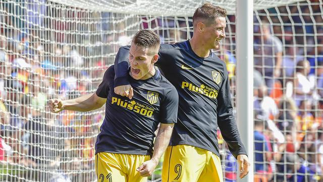 Entre Gameiro et Torres, Simeone n'a pas tranché
