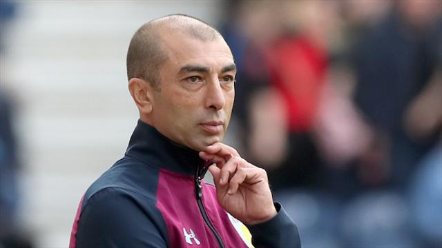 Aston Villa: Roberto Di Matteo esonerato