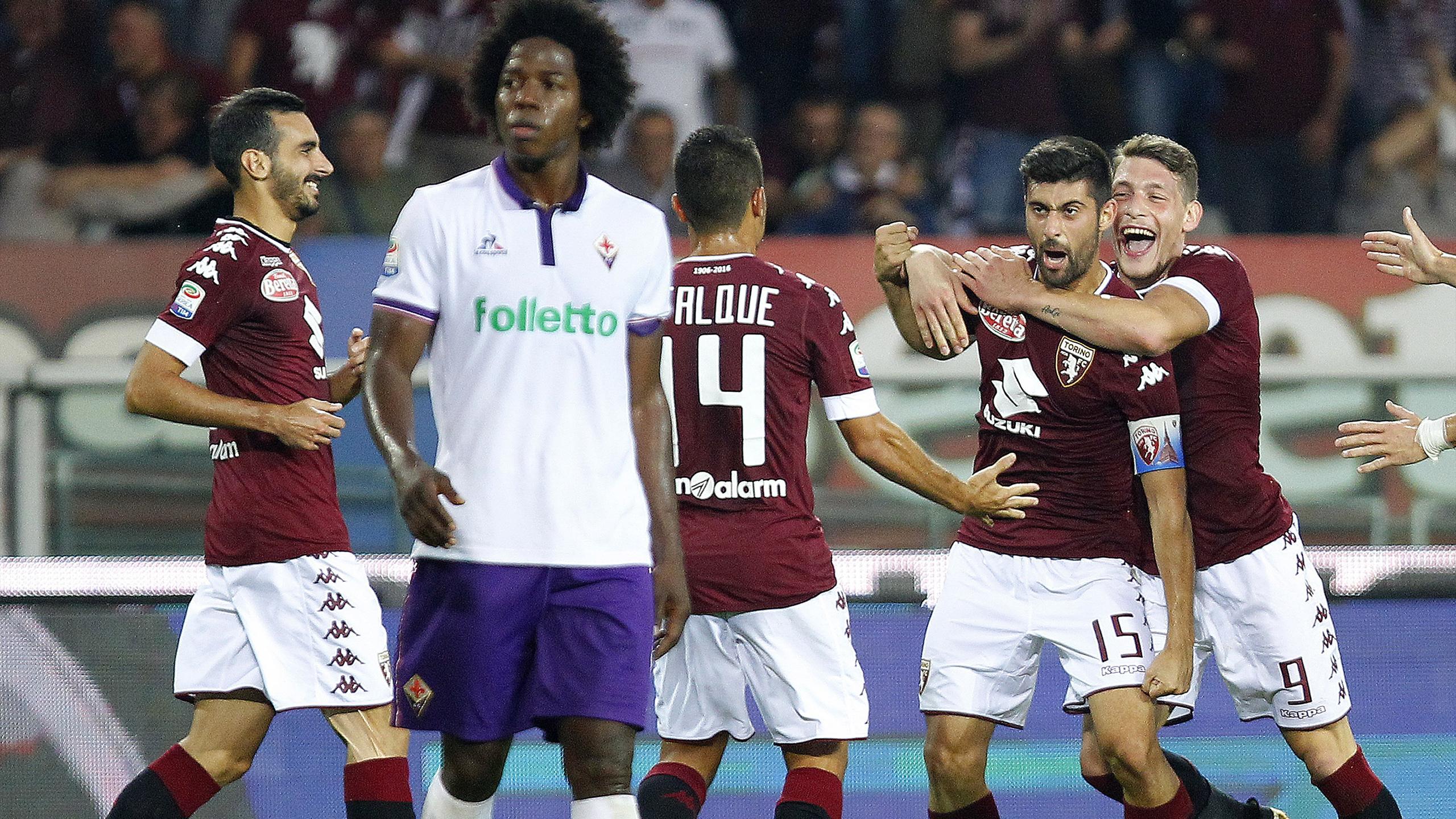 Seconda Maglia Fiorentina MARCO BENASSI