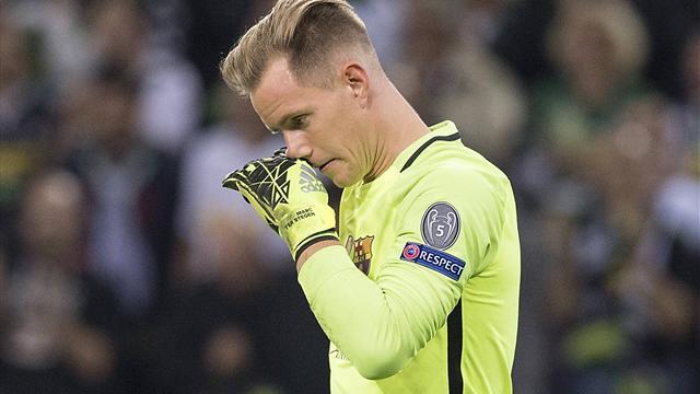 Warnende Beispiele für ter Stegen: Diese Keeper scheiterten schon bei Barça