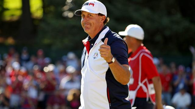 Ryder Cup final day as it happened: Key moments as USA win Ryder Cup