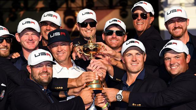 Ryder Cup: Why the Americans won, Willett's X-rated verdict, and why McIlroy wants to be a heckler