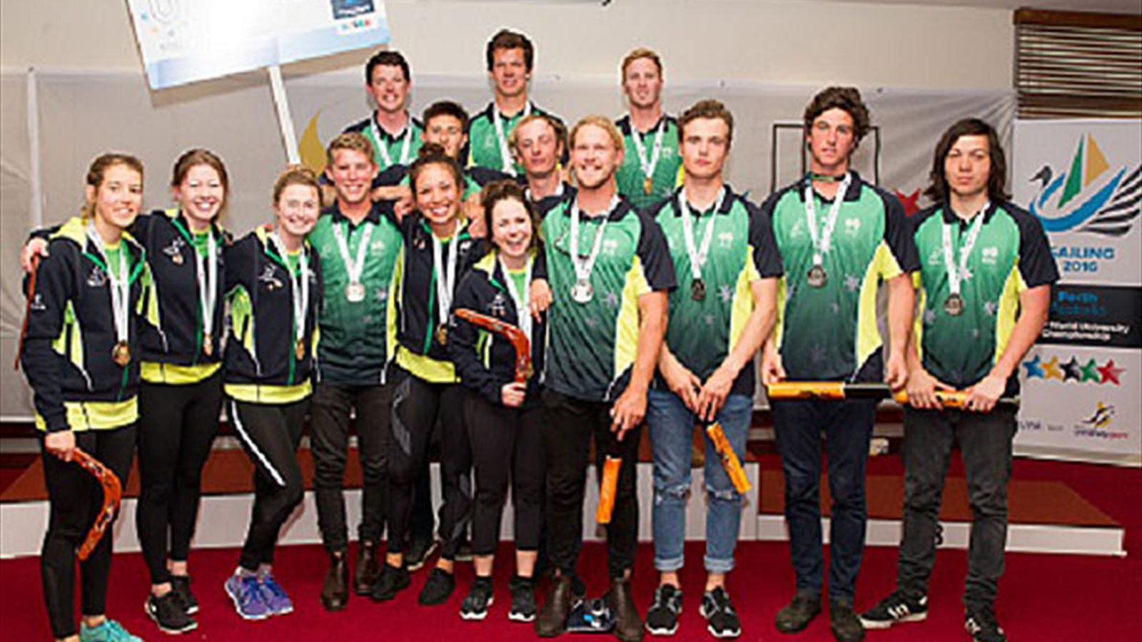 Host australia takes double victory at 8th wuc sailing - University league tables french ...