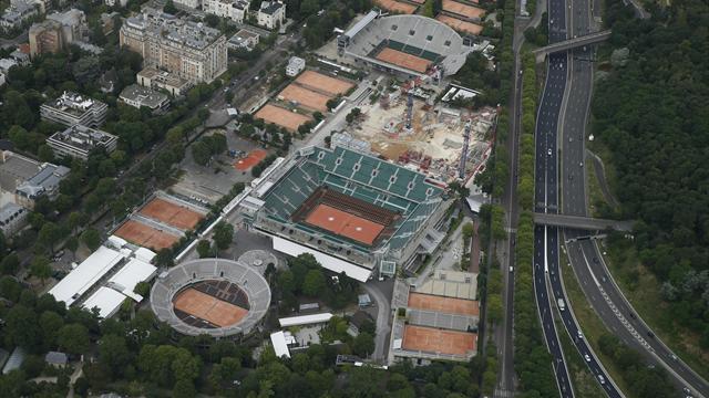 Les travaux d'extension de Roland-Garros vont bel et bien reprendre, jusqu'à nouvel ordre...