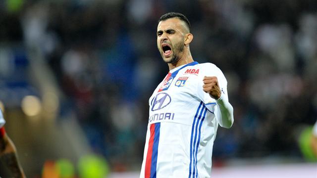 L'Atlético suit Ghezzal et ça rappelle surtout à Lyon qu'il faut s'activer