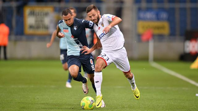 Le Havre s'offre Sochaux pour les adieux de Bradley