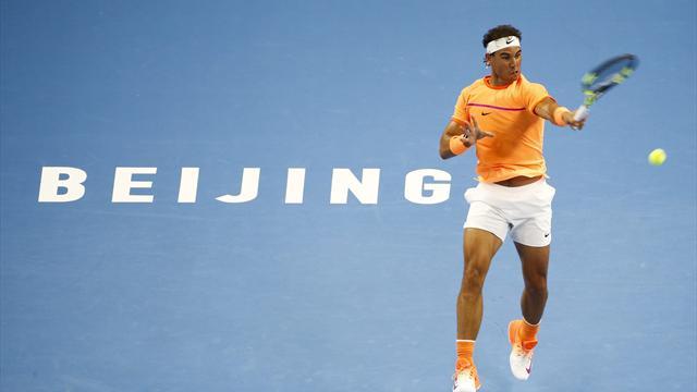 ATP China: Nadal, a la caza de un título que no logra desde 2005
