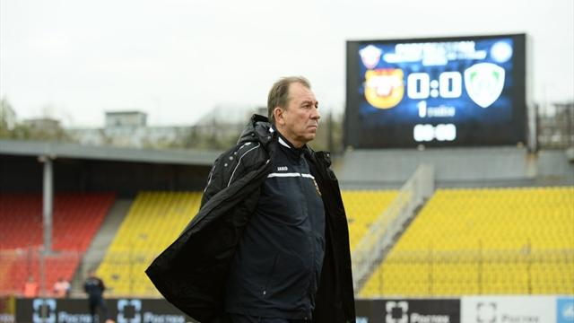 Андрей Козлов временно возглавил тульский «Арсенал»