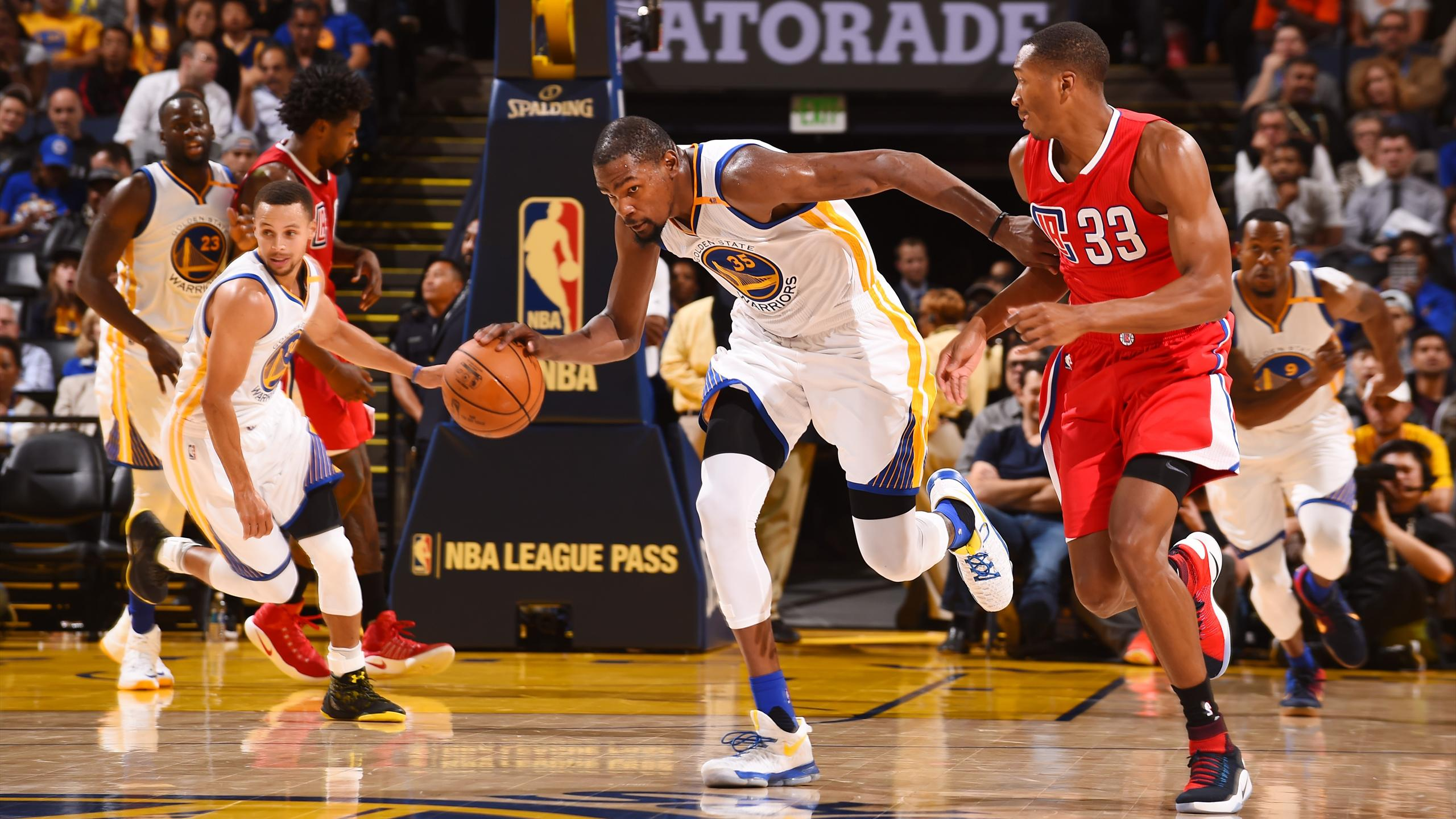 Golden State Warriors-Houston Rockets, Kevin Durant