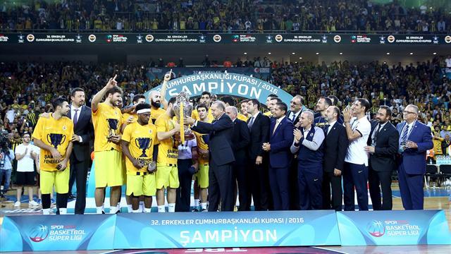 Cumhurbaşkanlığı Kupası 4 Ekim'de sahibini buluyor