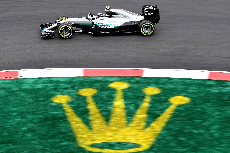 Nico Rosberg (Mercedes) au Grand Prix de Malaisie 2016
