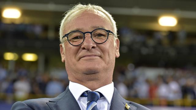 Il Premio Nils Liedholm 2016 consegnato a Claudio Ranieri