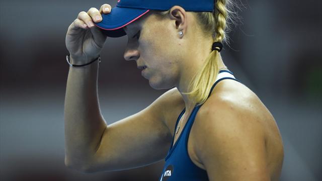 Kerber toujours numéro 1 à la WTA, Konta intègre dans le Top 10