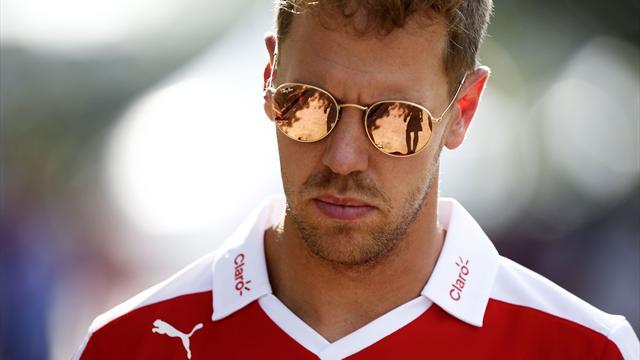 """""""Ferrari in Angst"""" - Kritik an Vettel wird immer lauter"""