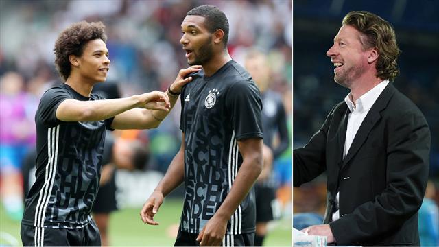 """Eurosport-Experte Freund: U21 """"überhaupt kein Abstieg"""" für Sané und Tah"""