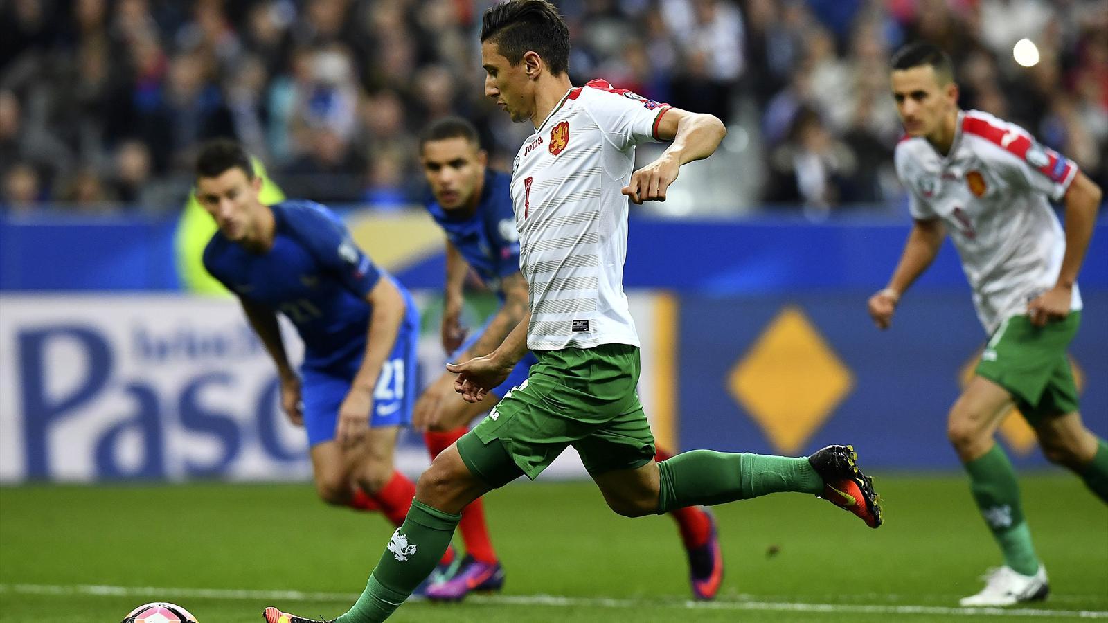 En direct live france bulgarie qualif coupe du - Regarder la coupe d afrique en direct ...