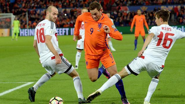 Les Pays-Bas cartonnent aussi avant de retrouver les Bleus