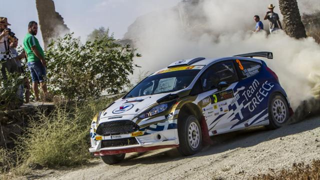 Athanassoulas does the decent thing in the ERC