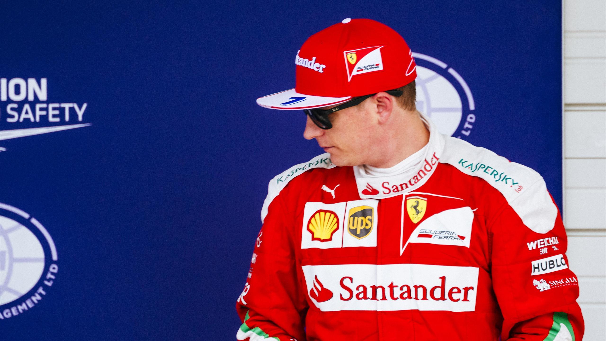 Kimi Räikkönen (Ferrari) au Grand Prix du Japon 2016