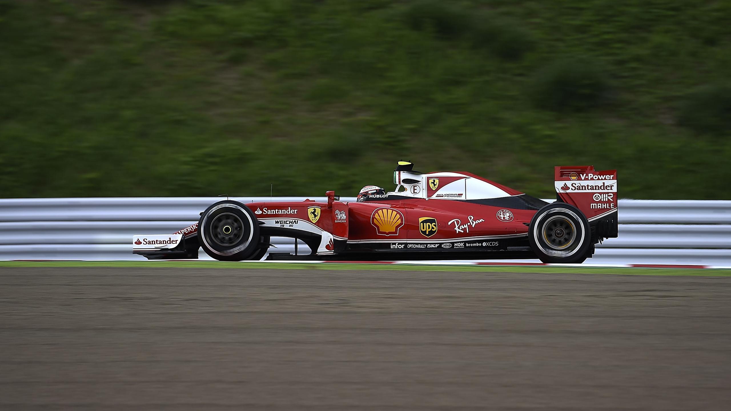 Kimi Räikkönen (Ferrari) - GP of Japan 2016