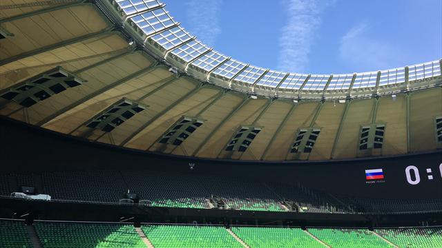 В аварии под Ростовом погибли 5 фанатов, возвращавшихся с матча Нигерии и Аргентины