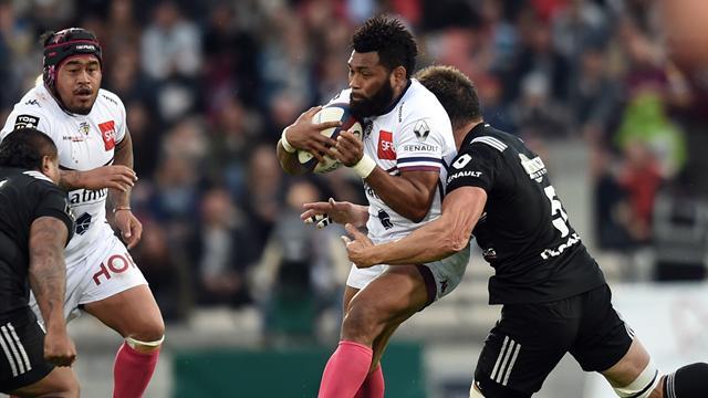 Comme espéré, Bordeaux-Bègles réalise la passe de trois