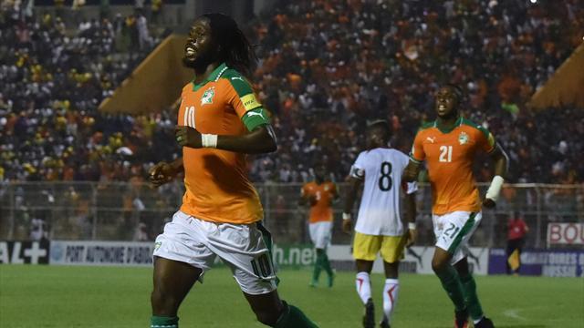 Trois buts en huit minutes : la Côte d'Ivoire fait plier le Mali