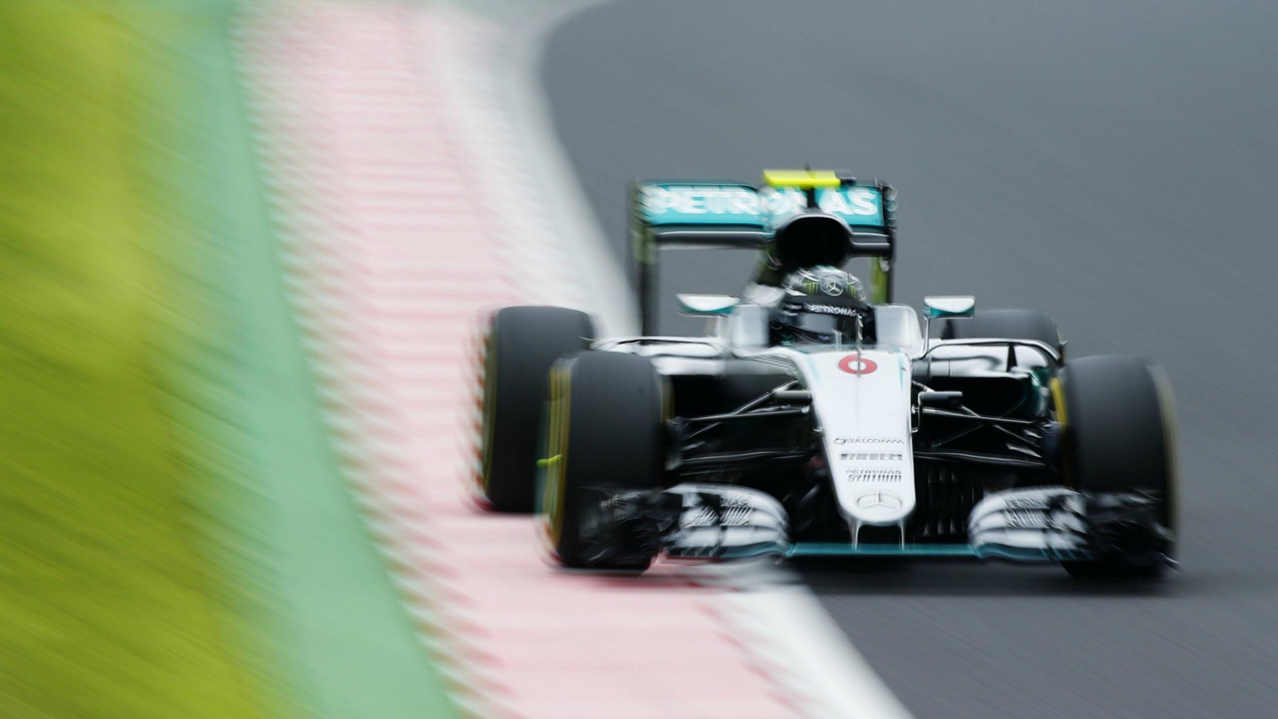 Nico Rosberg (Mercedes) au Grand Prix du Japon 2016