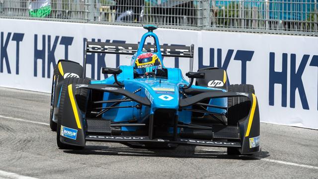Sebastien Buemi se sobrepone a una penalización para sumar su segunda victoria