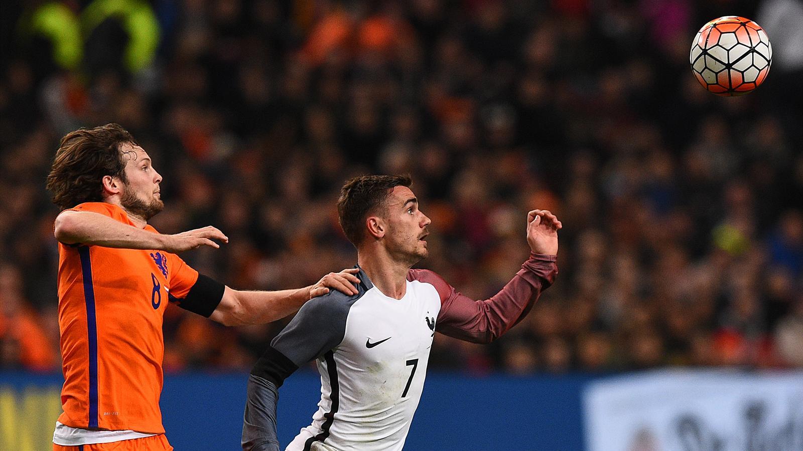 Pays bas france premier sommet gare au gadin qualif coupe du monde uefa 2018 - Coupe de france football calendrier ...