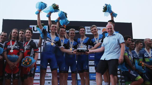 Rad-WM: Kittel nicht beim Team-Zeitfahren dabei